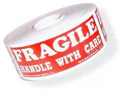 Fragile artwork, protect your artwork