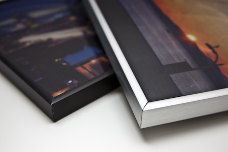 Brushed Aluminum: Brushed Aluminum Metal Prints
