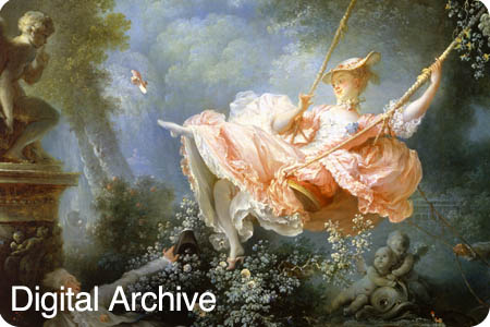 Digital Archive rare pieces of art and<br /><br /> historical artifacts