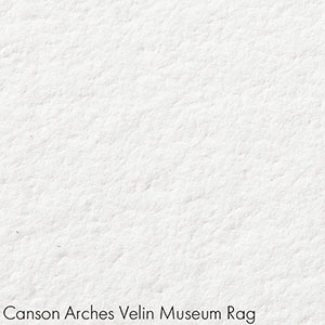 Canson Arches Velin Museum Rag