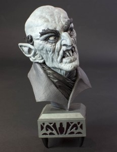 Tim Bruckner Sculpture from Krab Jab Studio Photo Shoot