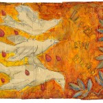 Doves by Mary Flynn-Gillies