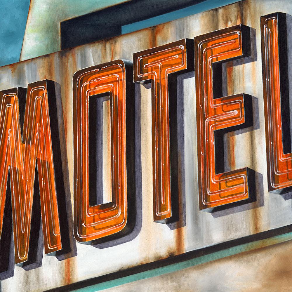 Kellie Talbot Motel