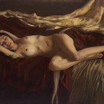 Nude Study-32x54-Carla Paine