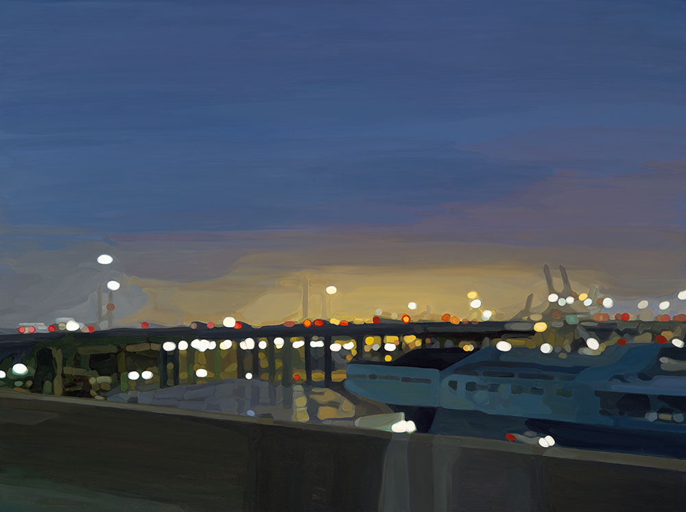 Kate Protage Duwamish Sunrise
