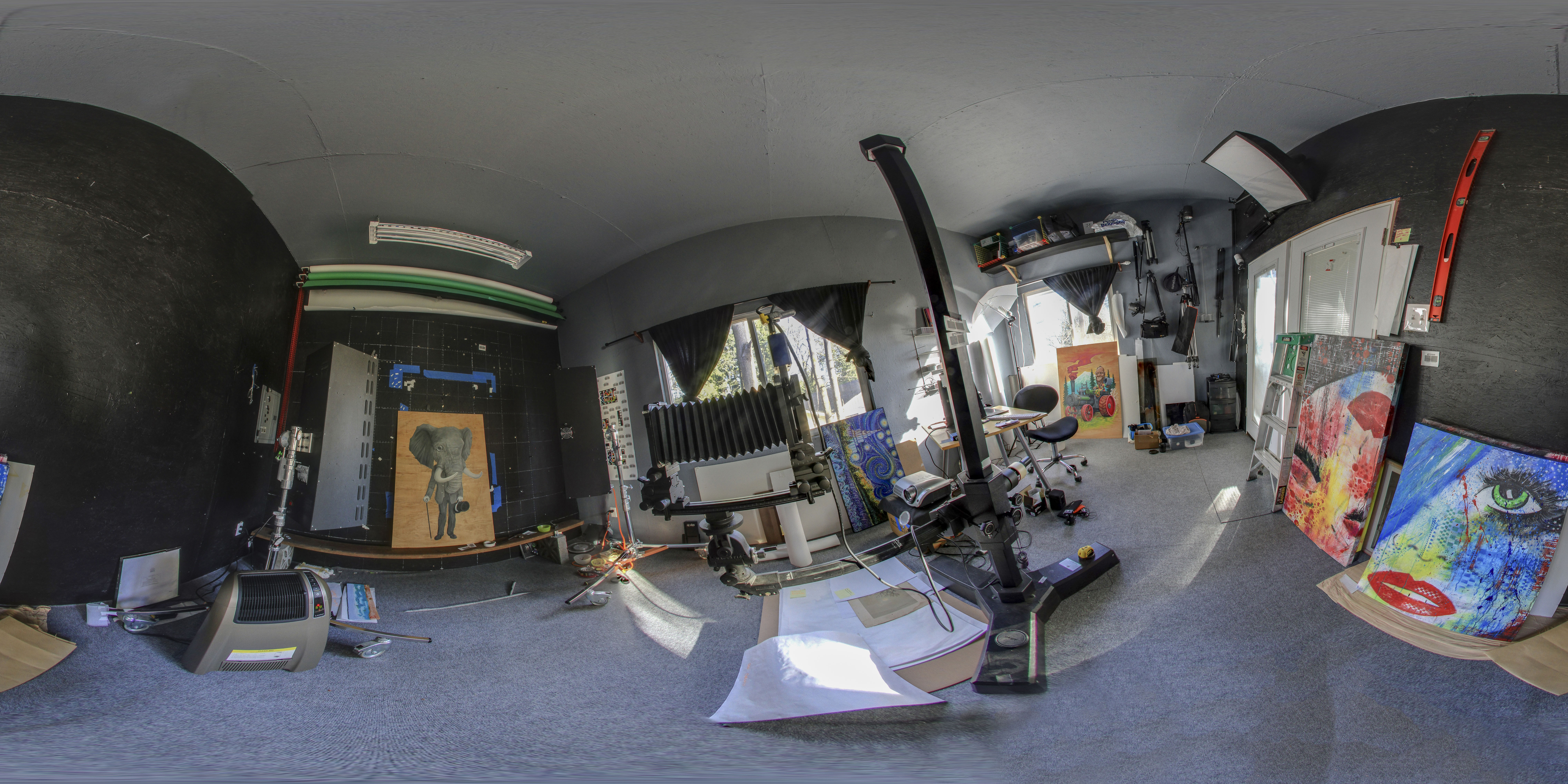 Camera Room Pano Fixed 1 8k Bellevue Fine Art