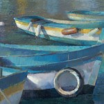 Fishing Boats in Provence