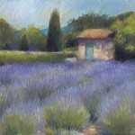 Valerie Collymore, Lavender and Stone Hut