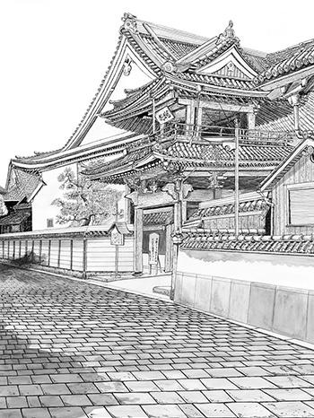 Scott Moore - Zenbouji Temple
