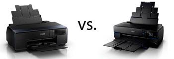 Canon vs. Epson