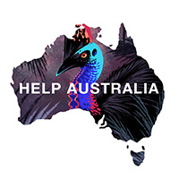 Australian Fire Charity Print Sale