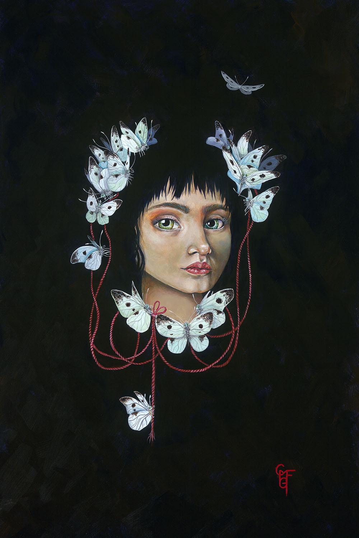 Art of the day by Gloria Freitas